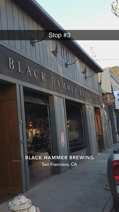 Black Hammer Brewery