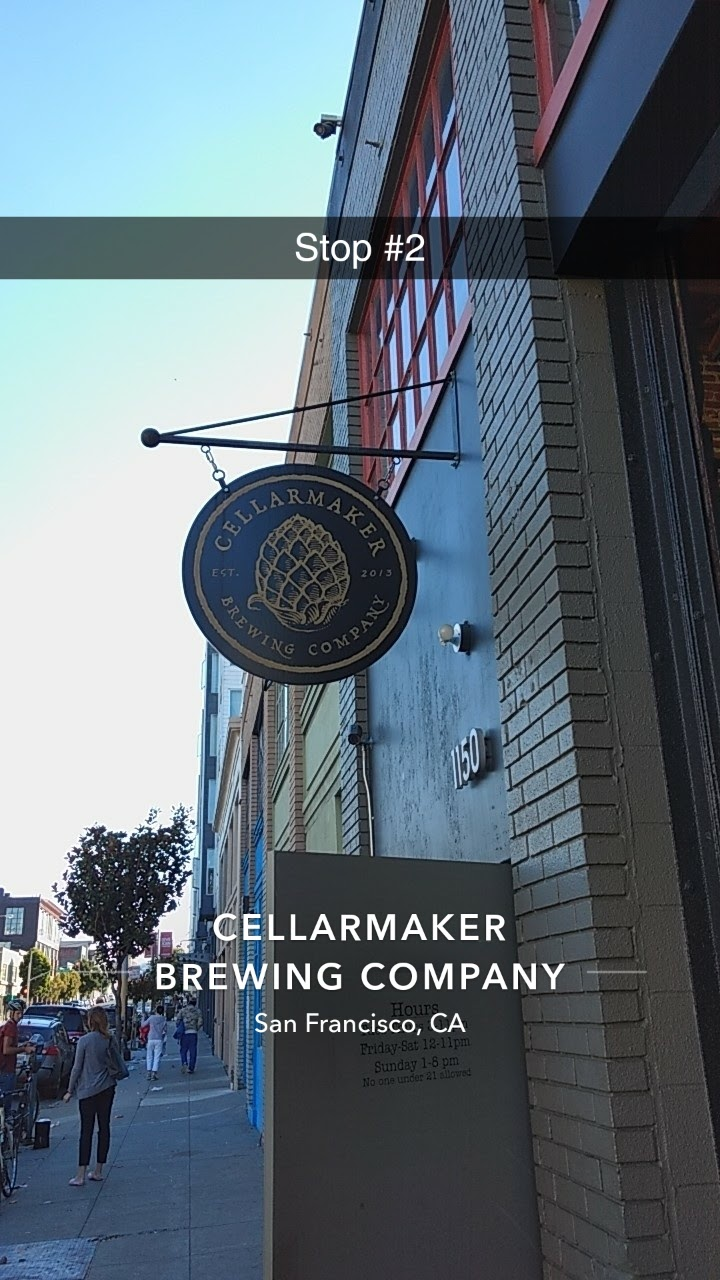 Cellarmaker Sign