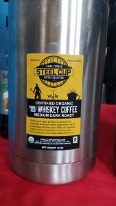 steel cup roasters