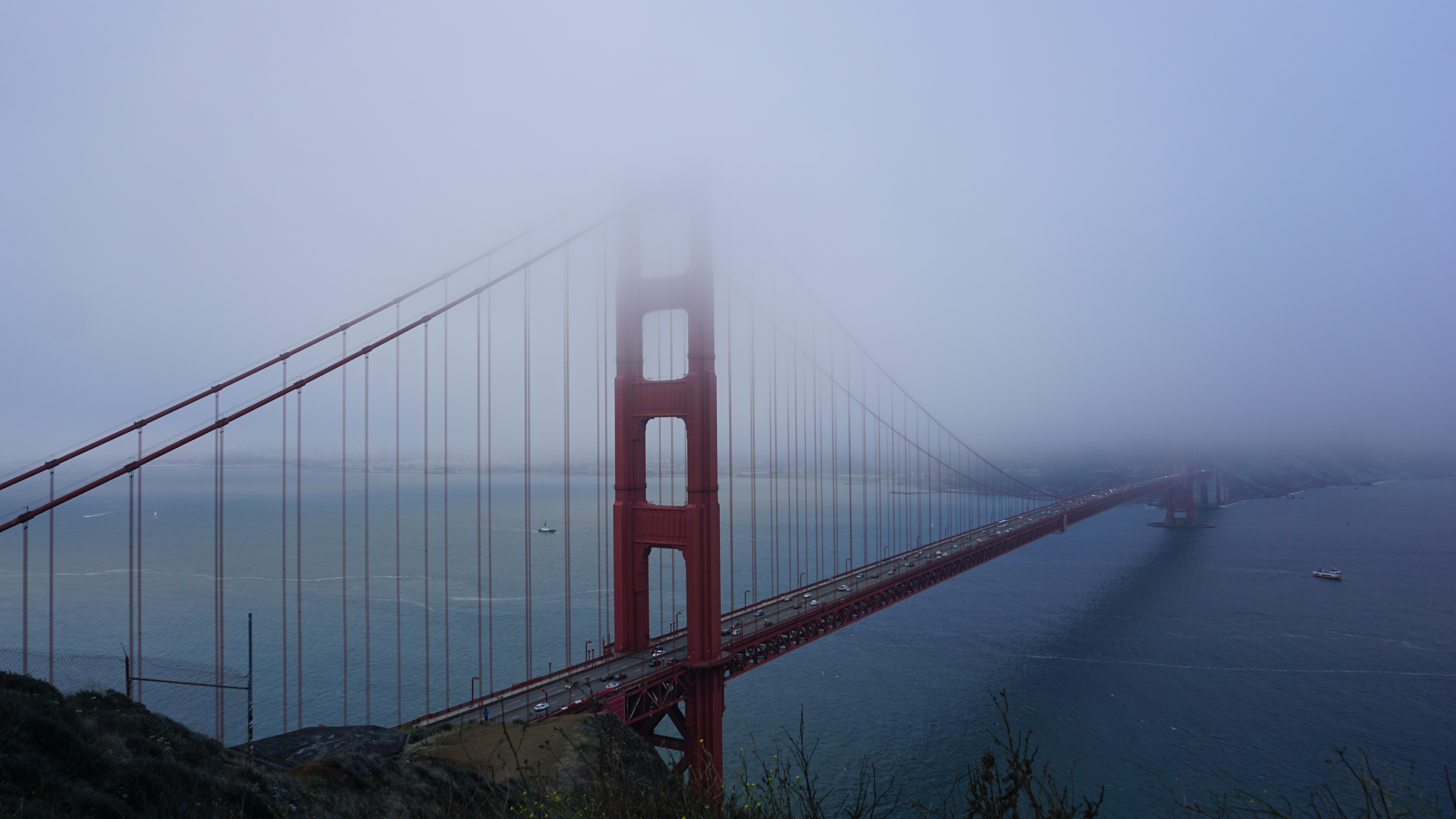 Being a Tourist – Golden Gate Bridge