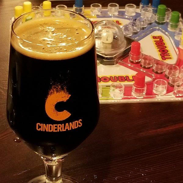 Office Holiday Party at Cinderlands Beer Co.