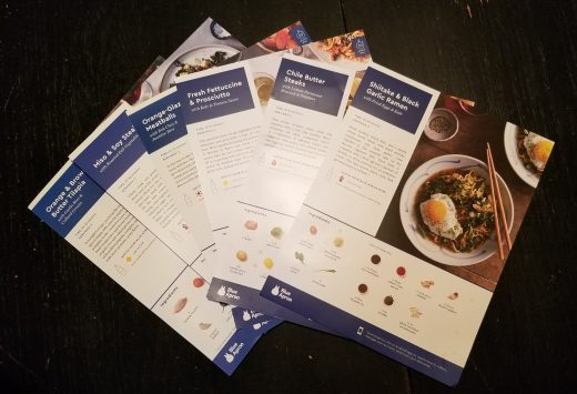 blue apron feature