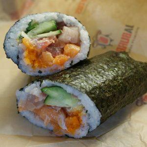 jaburitto sushi burrito