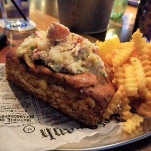 the still lobster roll
