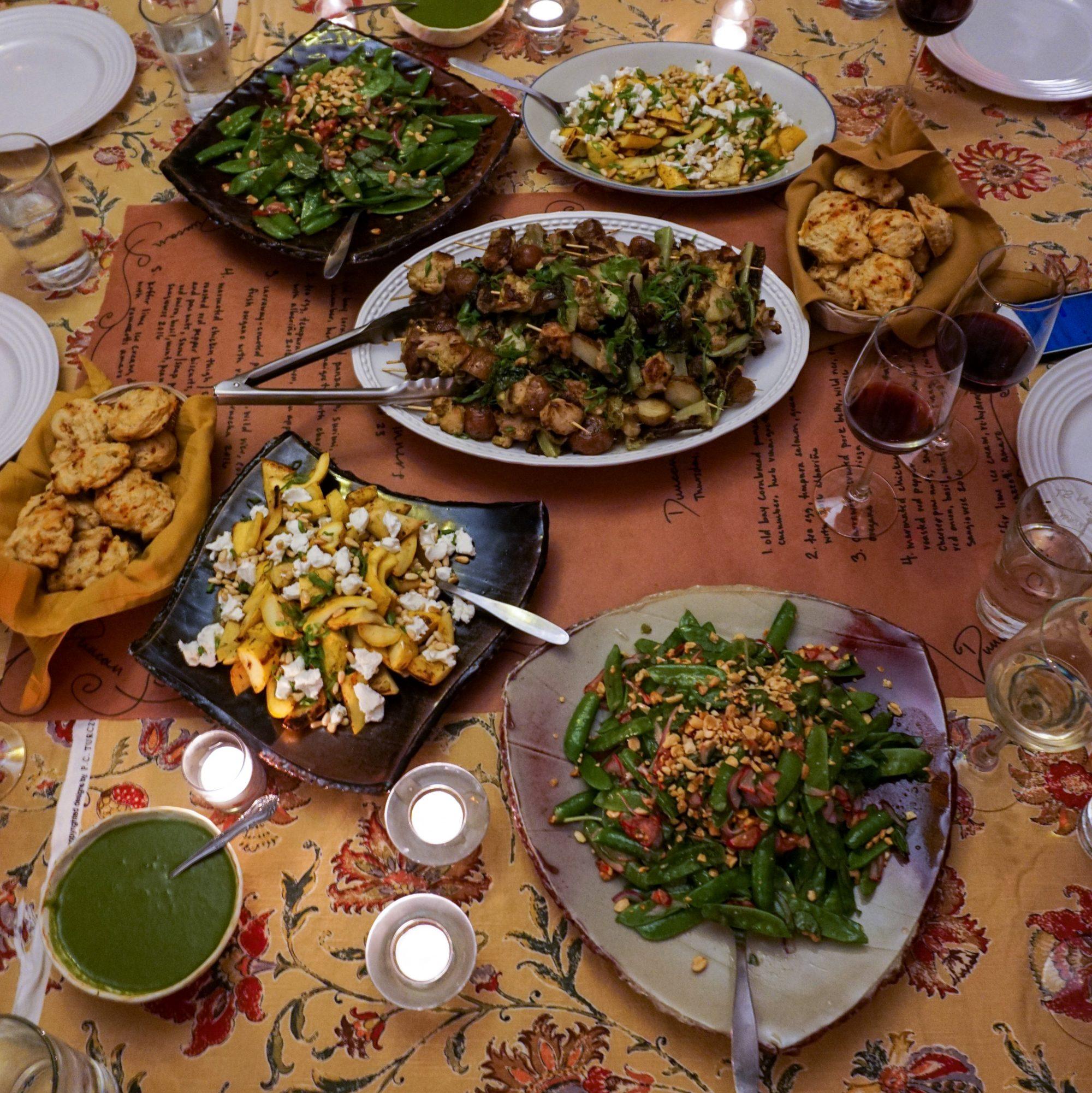 Pittsburgh Foodies Experience Duncan Street Dinners