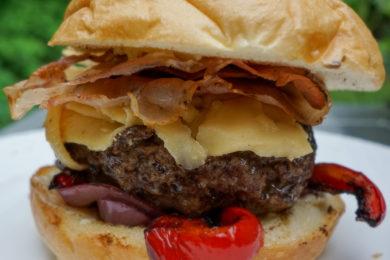 Final Blended Burger