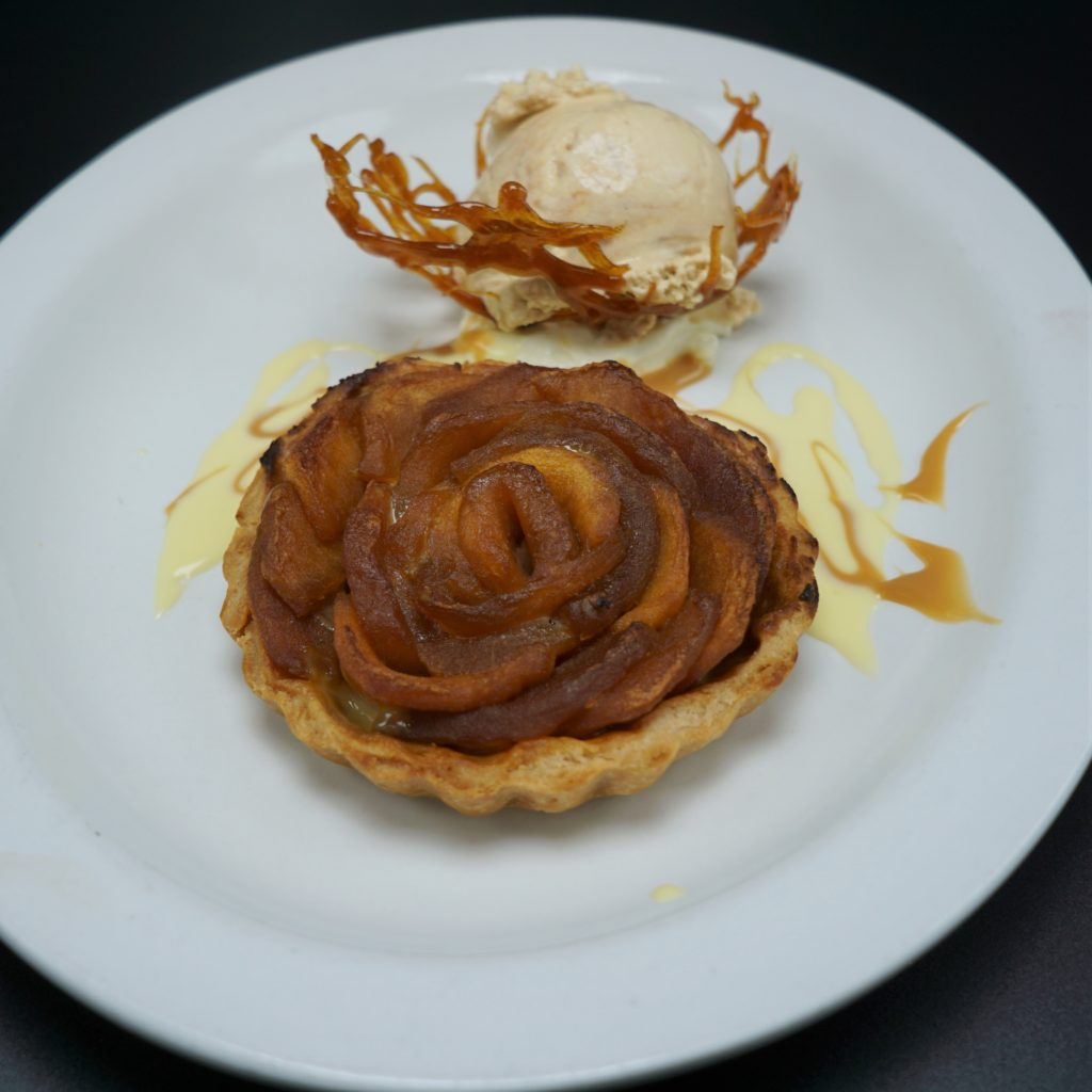 Jean Louis Apple Tart