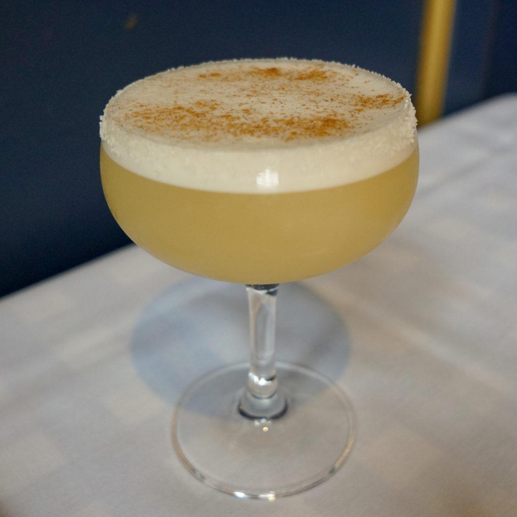 Jean Louis Whiskey Cocktail
