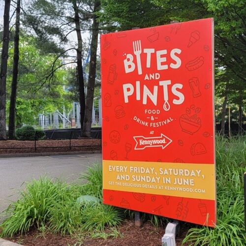 Tasting the World at the Kennywood Bites and Pints Festival